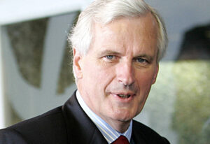 EU negotiator Michel Barnier.