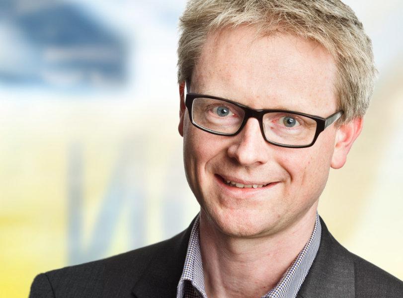 Magnus Almqvist, head of exchange development, Exberry (photo courtesy: Marcus Perkins).