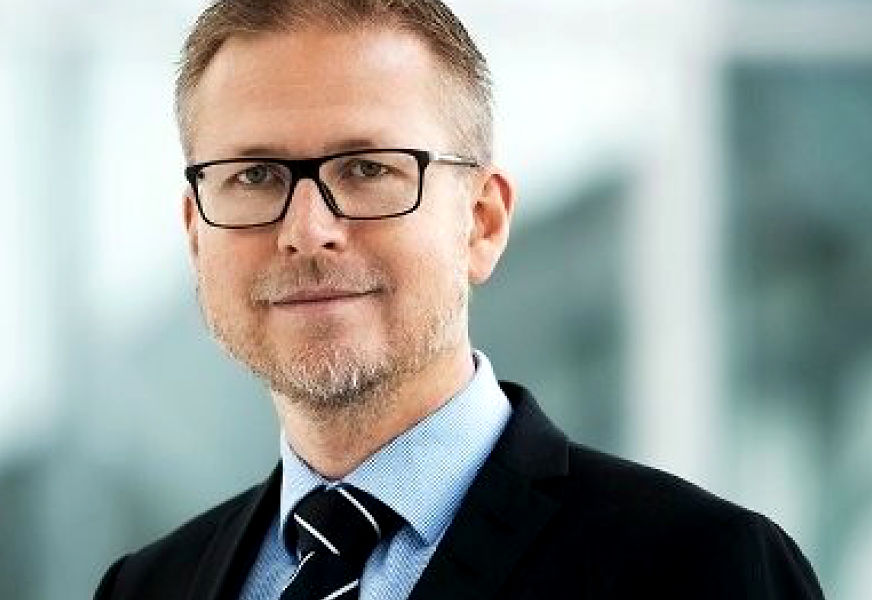 Marc Schröter, Head of Global Product Management, SimCorp