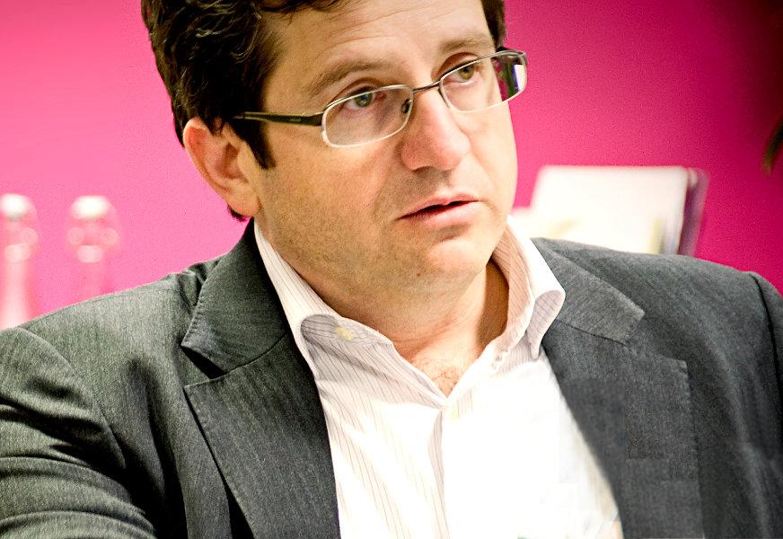 PJ Di Giammarino, CEO, JWG