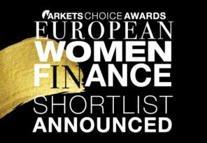 European Women in Finance Shortlist Announced!