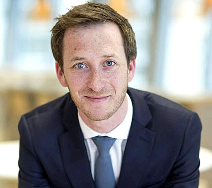 Johann Plé, portfolio manager at AXA Investment Managers.