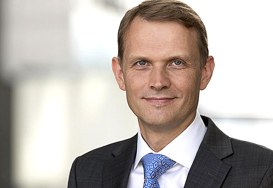 Thomas Book, head of the trading & clearing division, Deutsche Börse.