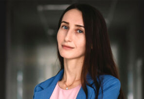 European Women in Finance : Alyona Bulda : Expecting the unexpected
