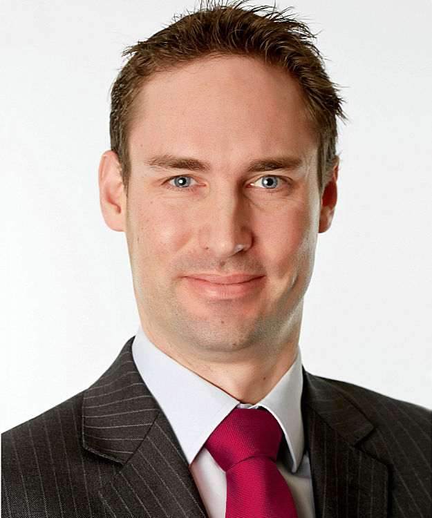 Anthony Belcher, Head of EMEA, ICE Data Services.