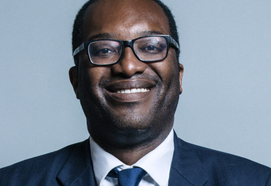 Kwasi Kwarteng, UK Minister of State for Business, Energy and Clean Growth.