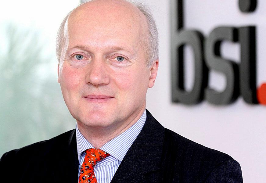 Scott Steedman, director of Standards, BSI.