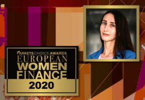 European Women in Finance – Winners – Alyona Bulda