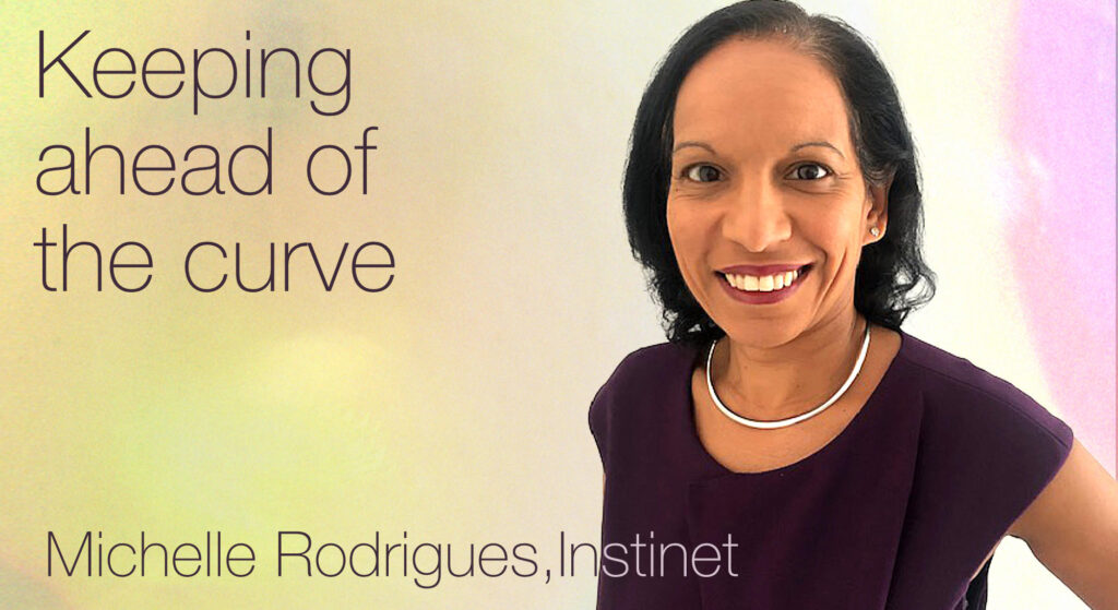 European Women in Finance : Michelle Rodrigues : Keeping ahead of the curve