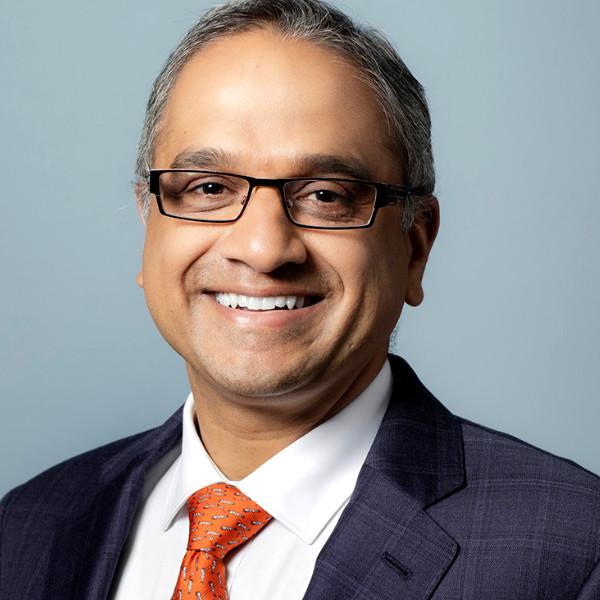 Sunil Cutinho, president, CME Clearing.