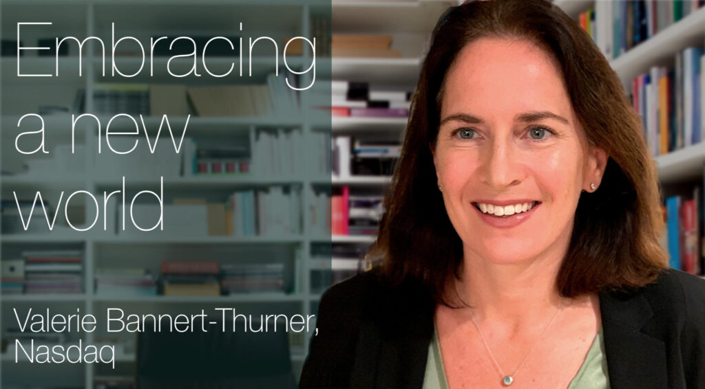 European Women in Finance : Valerie Bannert-Thurner : Embracing a new world