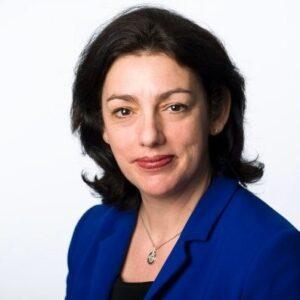 Nausicaa Delfas, Interim Chief Operating Officer, FCA.