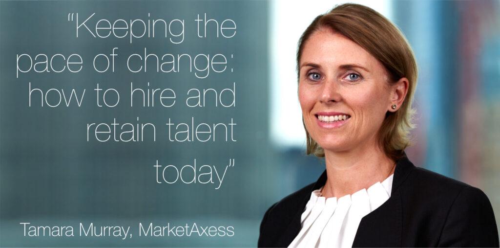 European Women in Finance : Tamara Murray : Keeping the pace of change