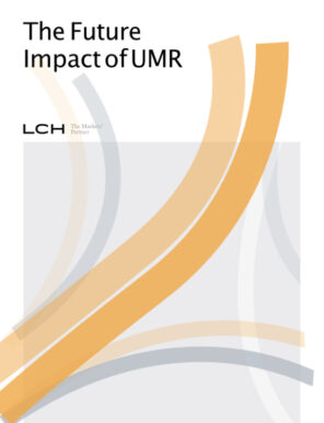 Benefits of final phase of UMR less clear, according new LCH paper