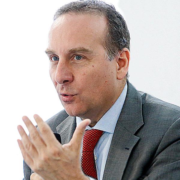 Almoro Rubin de Cervin, Head of Unit, Directorate General for Financial Services, European Commission.