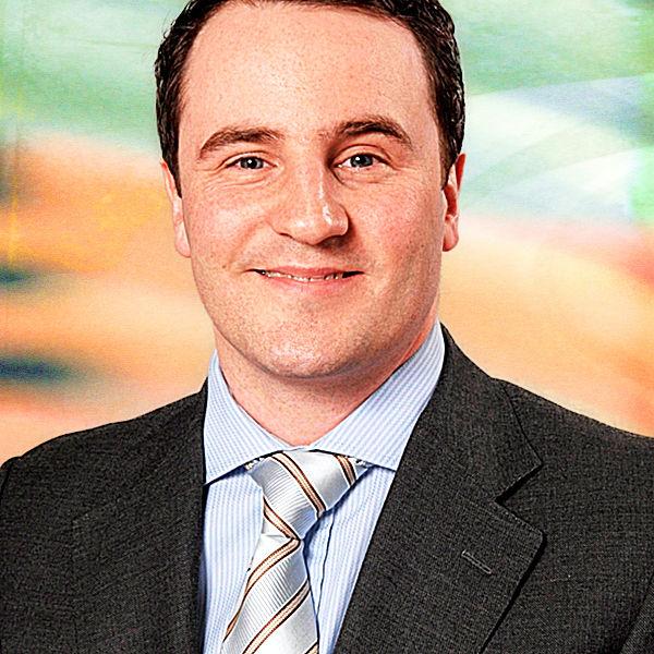 Chris McConville, Global Head of Platform Licensing at UBS.
