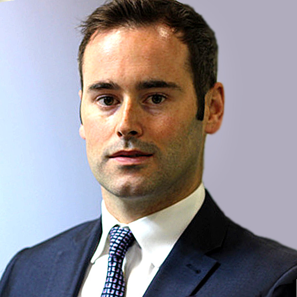 Conor Lawlor, director for Brexit; Capital Markets and Wholesale at UK Finance.