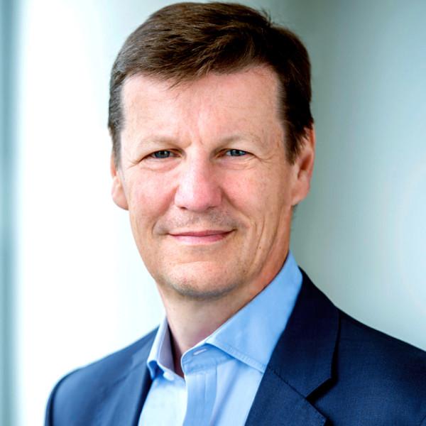 Luke Ellis, CEO of Man Group.