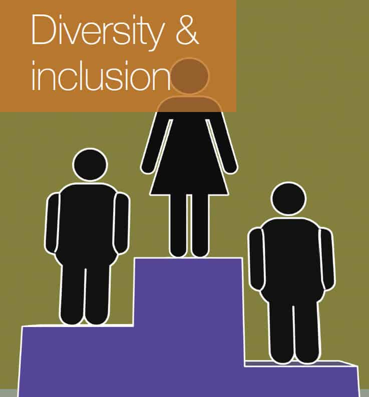 Diversity & inclusion : Covid-19 : Lynn Strongin Dodds