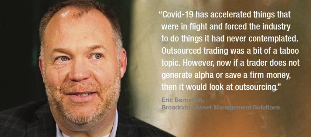 Buyside focus : Outsourcing : Lynn Strongin Dodds