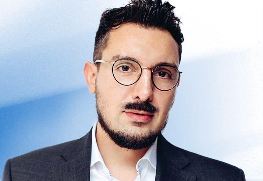 Vuk Magdelinic, CEO, Overbond.