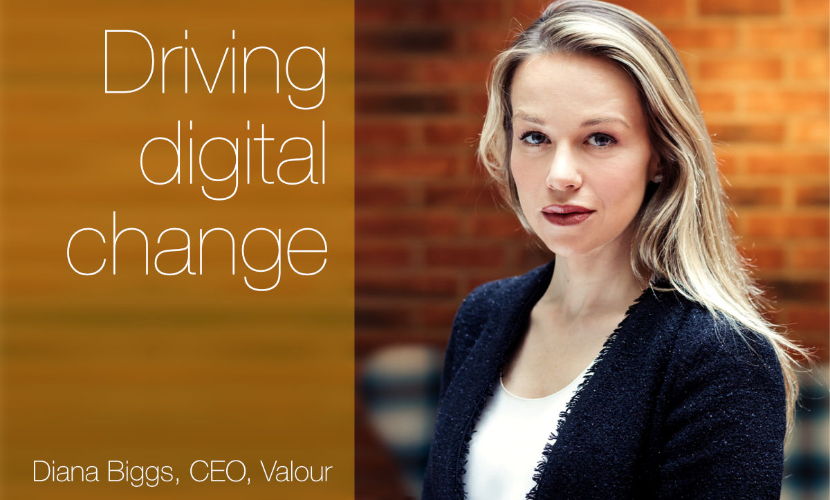 European Women in Finance : Diana Biggs : Driving digital change