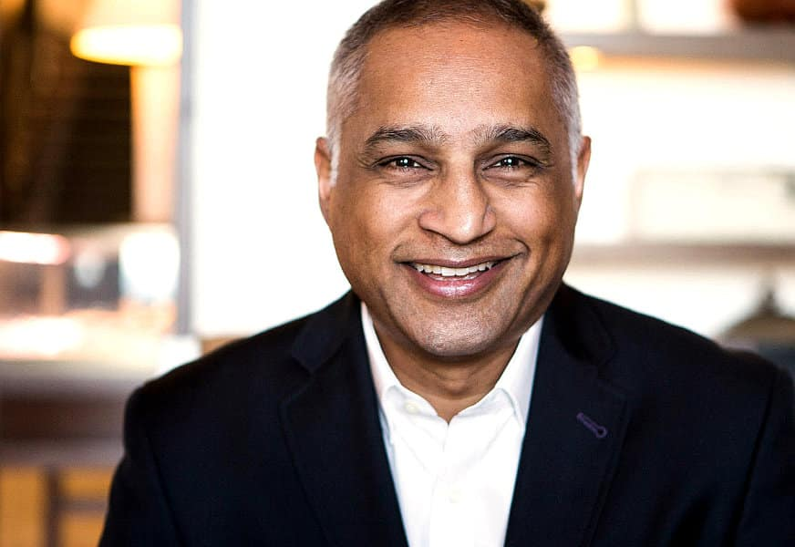 Varghese Thomas, President and COO of TradingScreen.