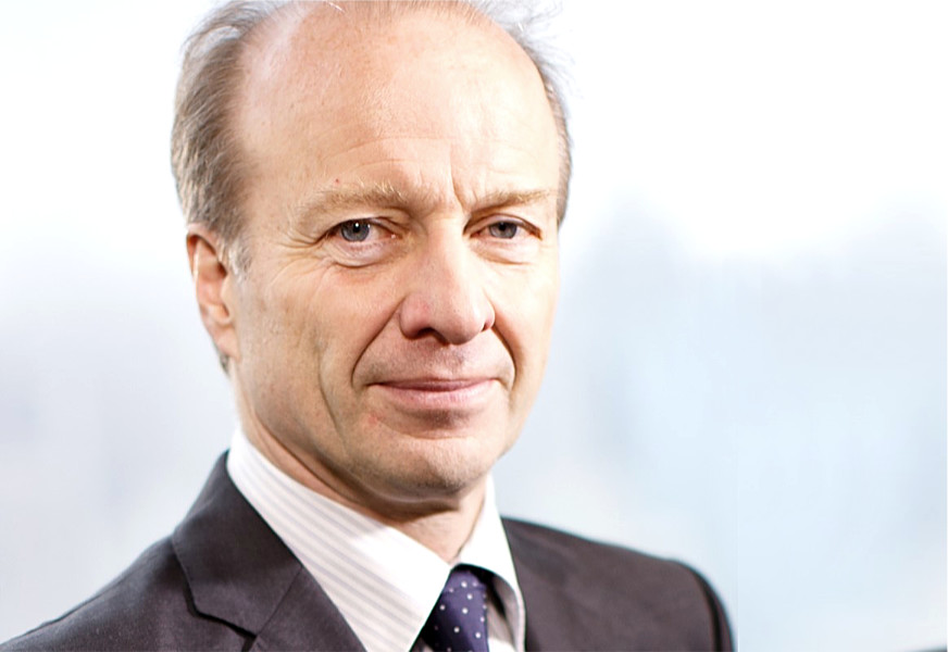 Ashley Alder, IOSCO Chair and Chief Executive Officer of the Securities and Futures Commission of Hong Kong.