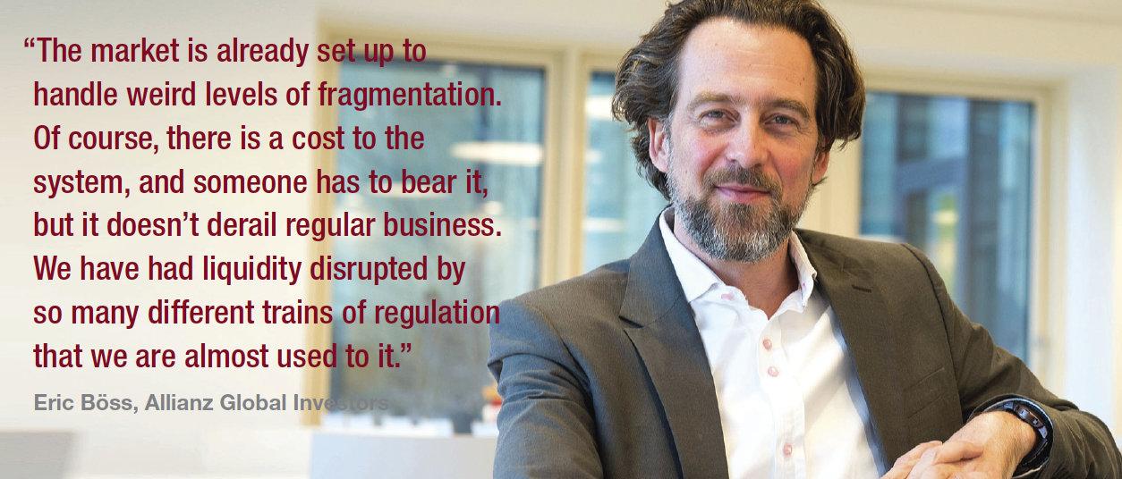 Disruptive activity is taken in traders' stride : Dan Barnes