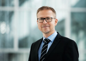 Marc Schröter, senior vice president, global product management at SimCorp,