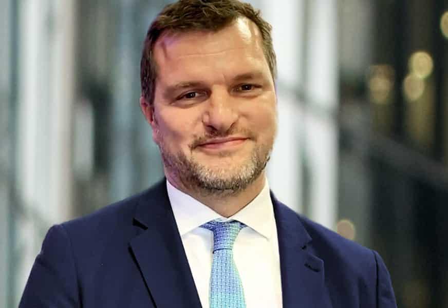 Steve Elliot, managing director, business services UK & Ireland at LexisNexis Risk Solutions.