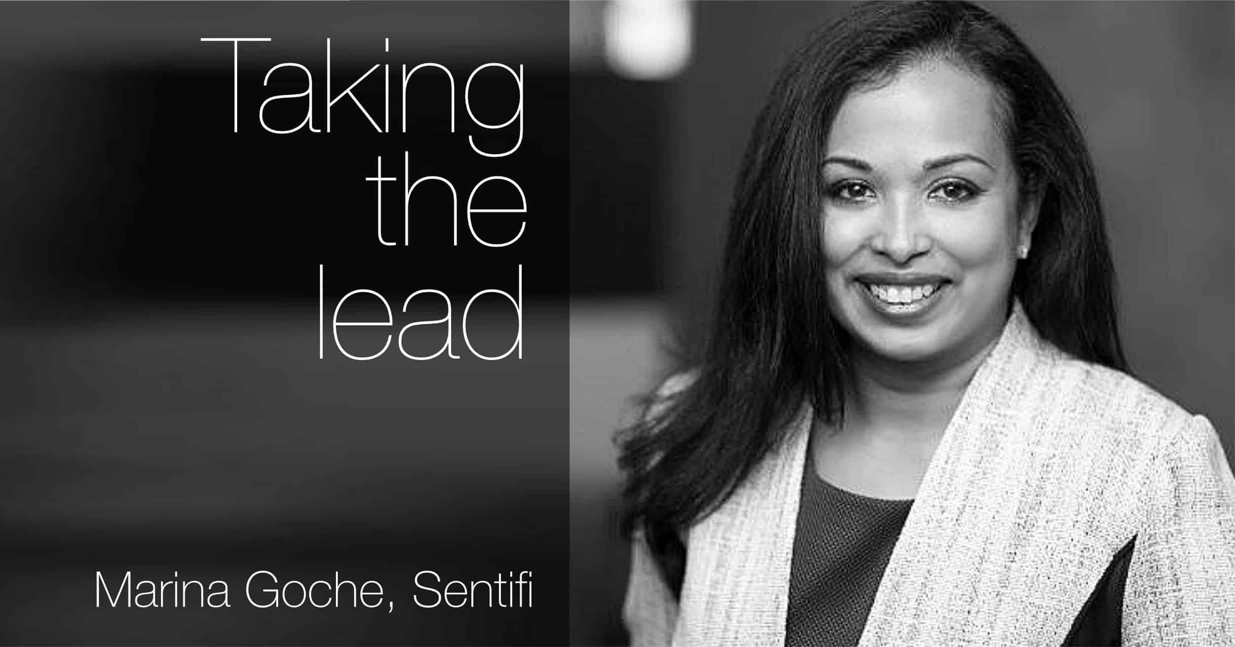 Women in Finance: Marina Goche, Taking the lead