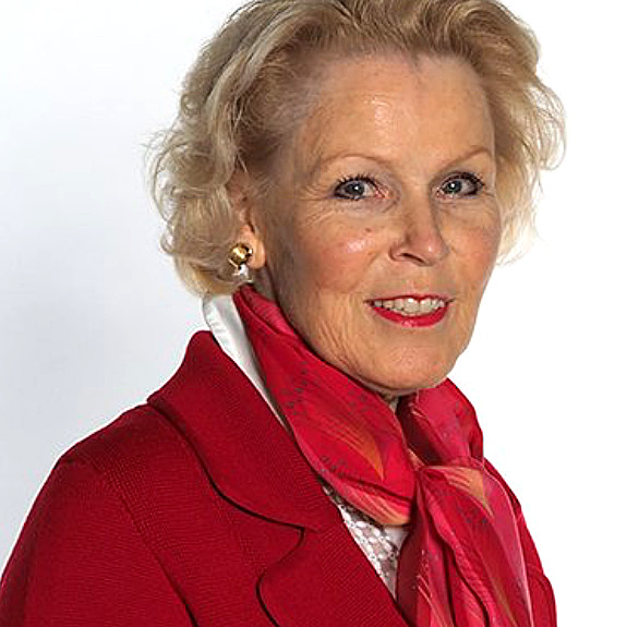 Anneli Tuominen, Interim Chair of ESMA.