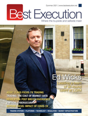 Profile: Ed Wicks, Legal & General Investment Management