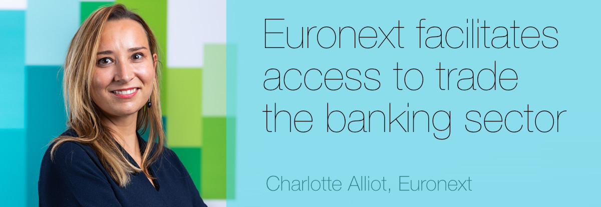 Viewpoint: Bank index futures, by Charlotte Alliot