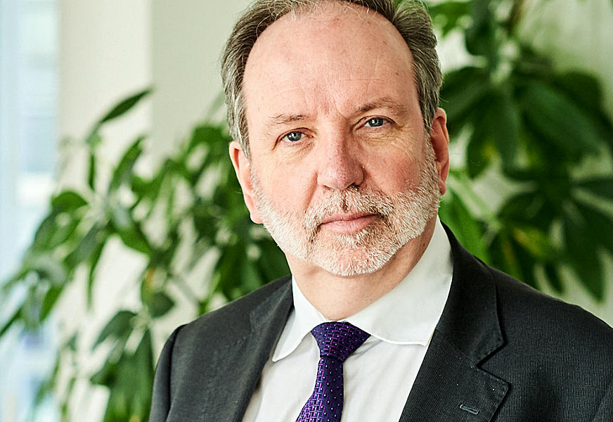 John Berrigan, director general for the European Commission's financial services division.