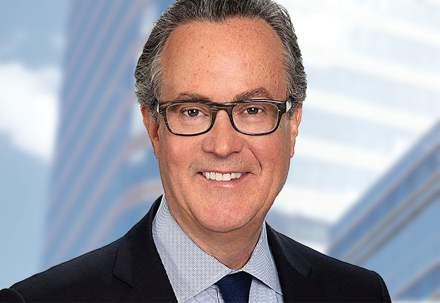 Douglas Peterson, president and chief executive officer of S&P Global.