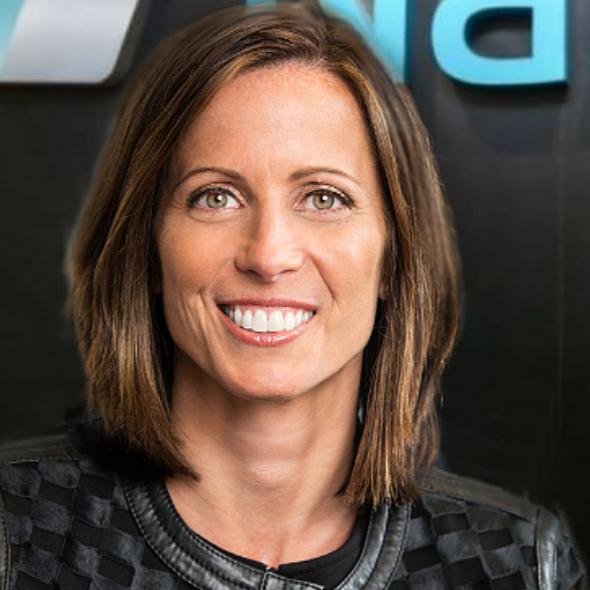 Adena Friedman, President and CEO of Nasdaq.