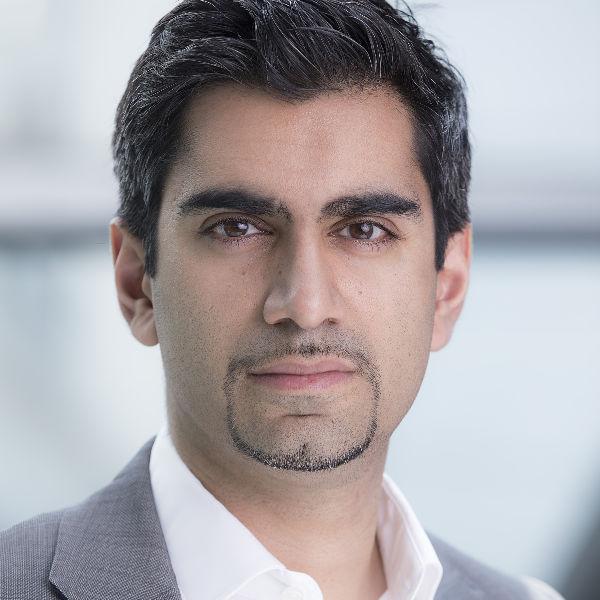 Ravi Sawhney, Global Head of Trade Automation & Analytics, Bloomberg.
