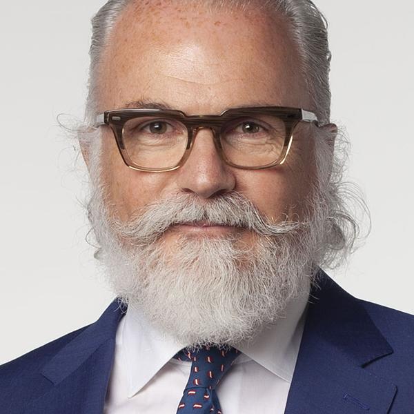 Seán Páircéir, current partner and Global Head of Investor Services, BBH.