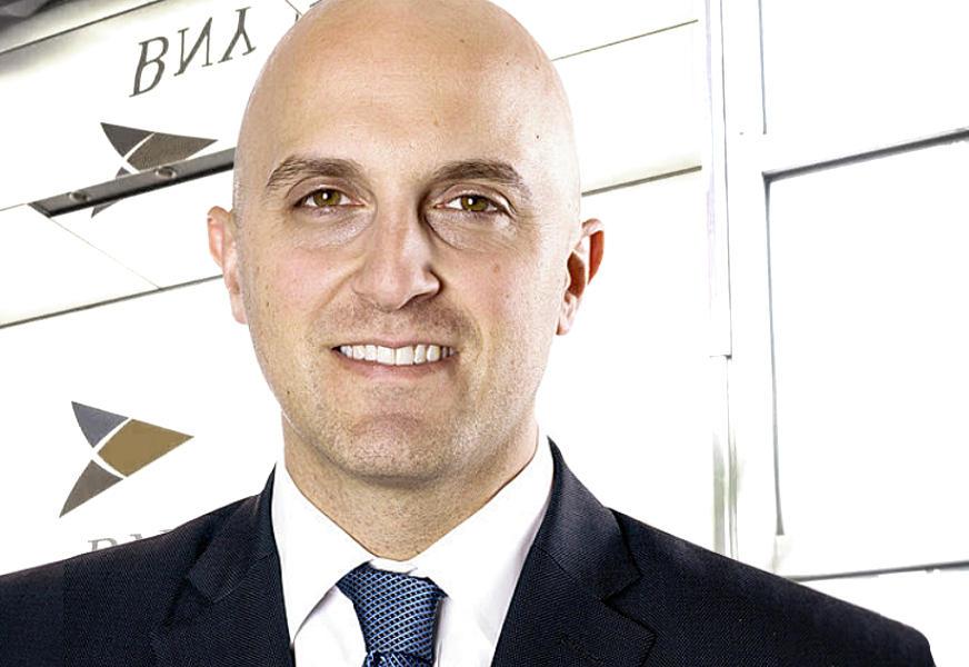 Jason Vitale, Global Head of FX at BNY Mellon.